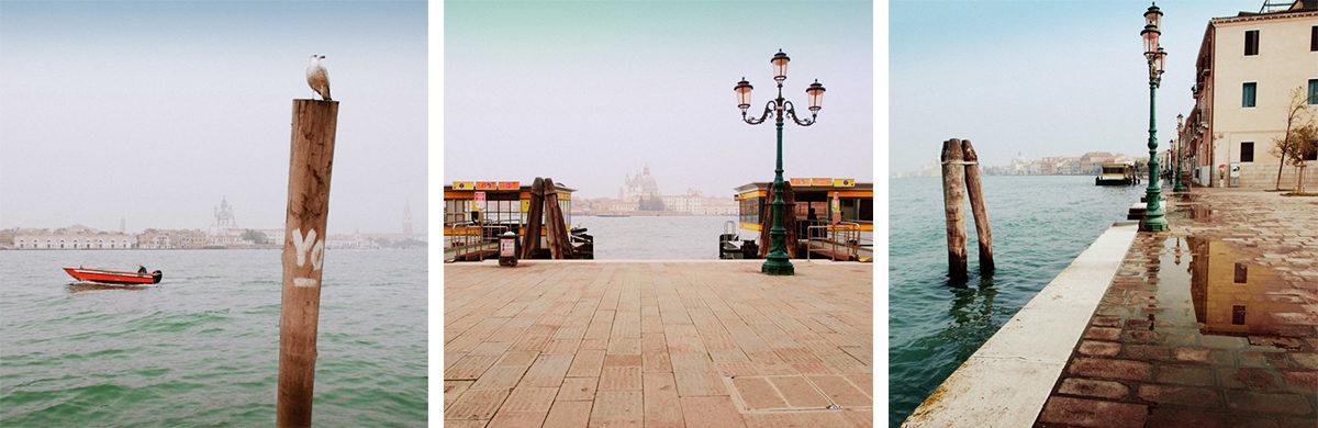 VENISE, quelle ville pour les marins et les photographes